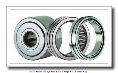 60 mm x 85 mm x 25 mm  skf NA 4912 Needle roller bearings with machined rings with an inner ring