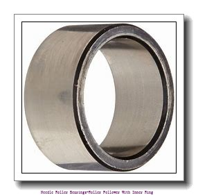 50 mm x 110 mm x 32 mm  NTN NUTR310X/3AS Needle roller bearings-Roller follower with inner ring