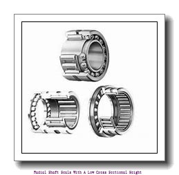 skf SD 26x34x4 Radial shaft seals with a low cross sectional height