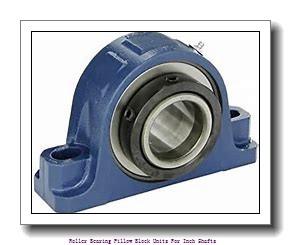 skf FSYE 4-3 Roller bearing pillow block units for inch shafts