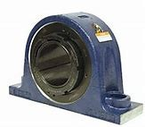 timken QVPK26V115S Solid Block/Spherical Roller Bearing Housed Units-Single V-Lock Four-Bolt Pillow Block