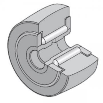 30 mm x 62 mm x 29 mm  NTN NATV30/3AS Needle roller bearings-Roller follower with inner ring