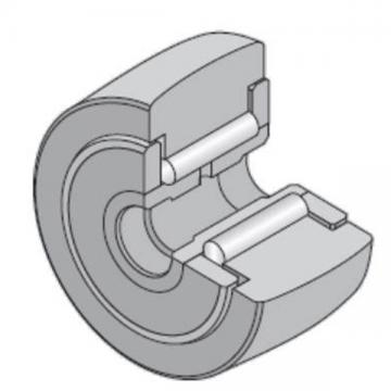 20 mm x 47 mm x 25 mm  NTN NATV20LL/3AS Needle roller bearings-Roller follower with inner ring