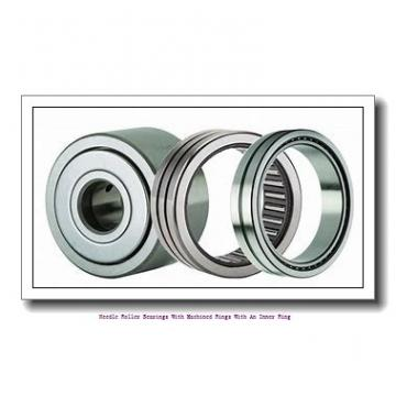 30 mm x 47 mm x 18 mm  skf NA 4906.2RS Needle roller bearings with machined rings with an inner ring