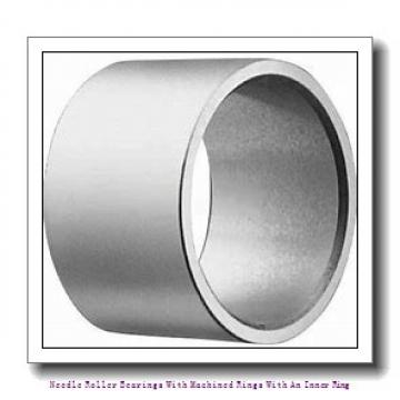 90 mm x 125 mm x 63 mm  skf NA 6918 Needle roller bearings with machined rings with an inner ring