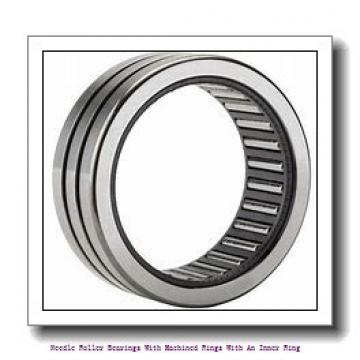 50 mm x 72 mm x 40 mm  skf NA 6910 Needle roller bearings with machined rings with an inner ring