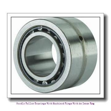 17 mm x 35 mm x 16 mm  skf NAO 17x35x16 Needle roller bearings with machined rings with an inner ring