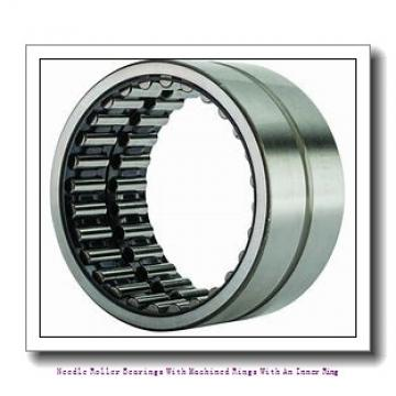 30 mm x 52 mm x 22 mm  skf NKIS 30 Needle roller bearings with machined rings with an inner ring