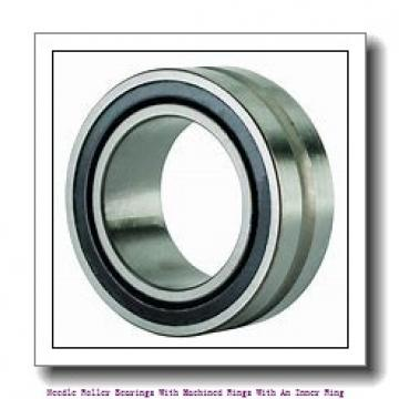 30 mm x 45 mm x 17 mm  skf NAO 30x45x17 Needle roller bearings with machined rings with an inner ring
