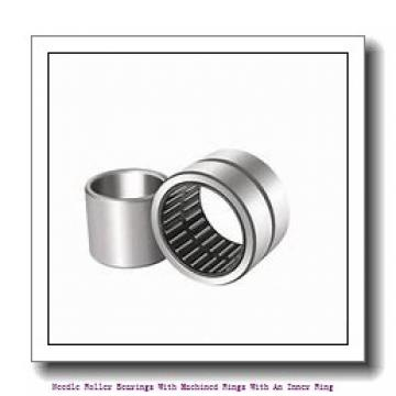 22 mm x 34 mm x 16 mm  skf NKI 22/16 Needle roller bearings with machined rings with an inner ring