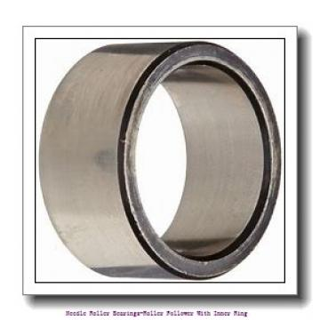 30 mm x 62 mm x 29 mm  NTN NUTR206X Needle roller bearings-Roller follower with inner ring