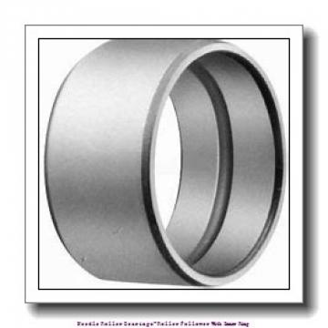 15 mm x 35 mm x 19 mm  NTN NATR15X Needle roller bearings-Roller follower with inner ring