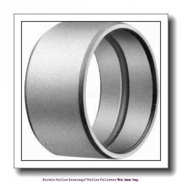 6 mm x 19 mm x 12 mm  NTN NATR6 Needle roller bearings-Roller follower with inner ring