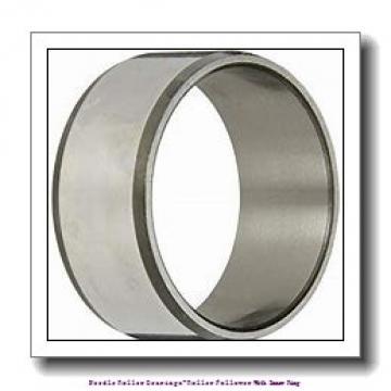 15 mm x 35 mm x 19 mm  NTN NATV15XLL/3AS Needle roller bearings-Roller follower with inner ring