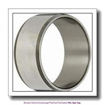 17 mm x 47 mm x 21 mm  NTN NUTR303/3AS Needle roller bearings-Roller follower with inner ring
