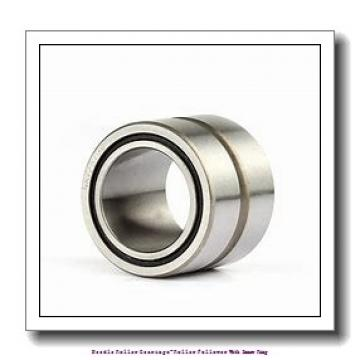 20 mm x 47 mm x 25 mm  NTN NATR20X Needle roller bearings-Roller follower with inner ring