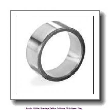 25 mm x 52 mm x 25 mm  NTN NATR25 Needle roller bearings-Roller follower with inner ring