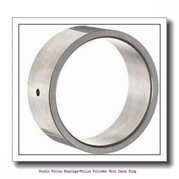 8 mm x 24 mm x 15 mm  NTN NATV8LL Needle roller bearings-Roller follower with inner ring