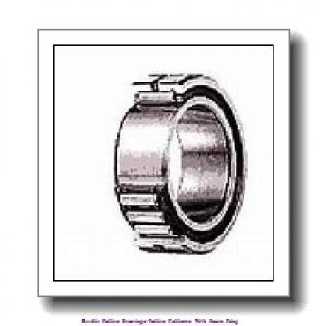 20 mm x 47 mm x 25 mm  NTN NATV20LL/2AS Needle roller bearings-Roller follower with inner ring