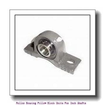 skf SYE 1 3/4 Roller bearing pillow block units for inch shafts