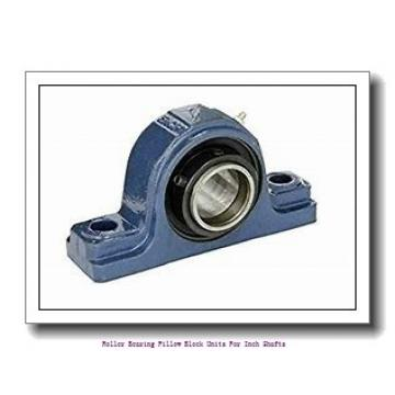 skf FSYE 3 1/2 Roller bearing pillow block units for inch shafts