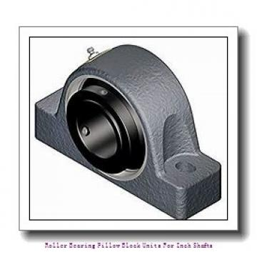 skf FSYE 2 3/4 Roller bearing pillow block units for inch shafts