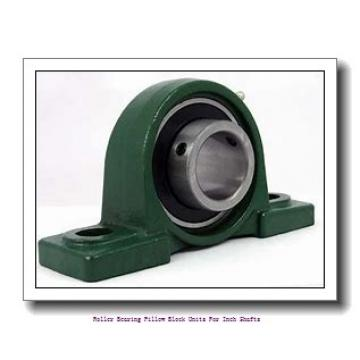 skf SYE 1 3/4 N Roller bearing pillow block units for inch shafts