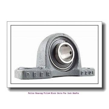 skf SYR 4 N Roller bearing pillow block units for inch shafts