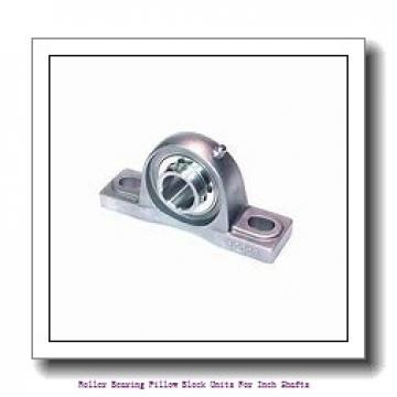 skf SYR 1 1/2 N-118 Roller bearing pillow block units for inch shafts