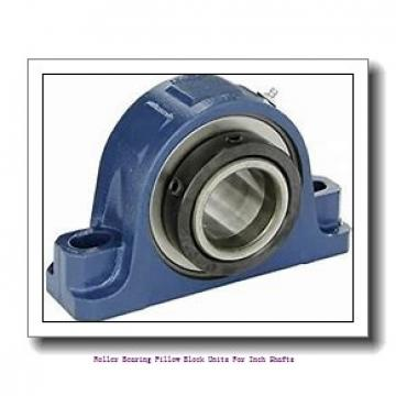 skf SYR 2 3/4 N Roller bearing pillow block units for inch shafts