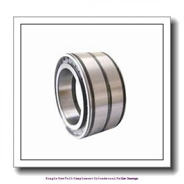 340 mm x 520 mm x 133 mm  skf NCF 3068 CV Single row full complement cylindrical roller bearings