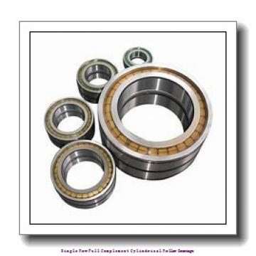 480 mm x 600 mm x 56 mm  skf NCF 1896 V Single row full complement cylindrical roller bearings