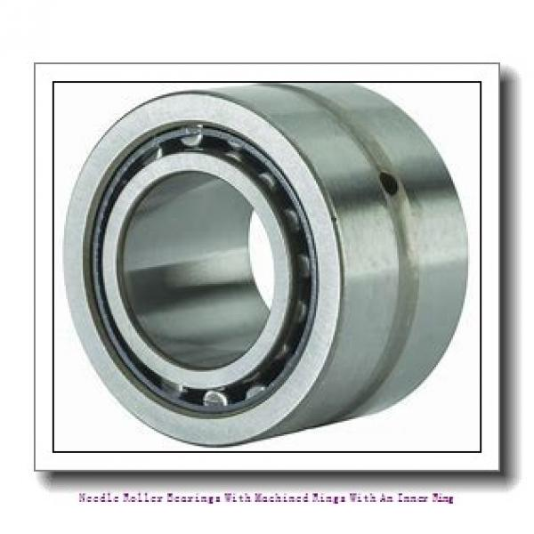 55 mm x 85 mm x 28 mm  skf NKIS 55 Needle roller bearings with machined rings with an inner ring #2 image