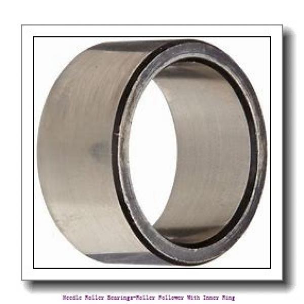 15 mm x 35 mm x 19 mm  NTN NATV15LL/3AS Needle roller bearings-Roller follower with inner ring #1 image