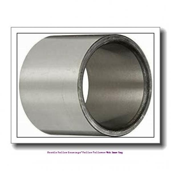 35 mm x 80 mm x 29 mm  NTN NUTR307/3AS Needle roller bearings-Roller follower with inner ring #1 image