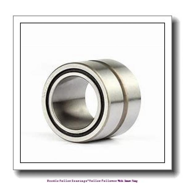 5 mm x 16 mm x 12 mm  NTN NATV5LL/3AS Needle roller bearings-Roller follower with inner ring #1 image