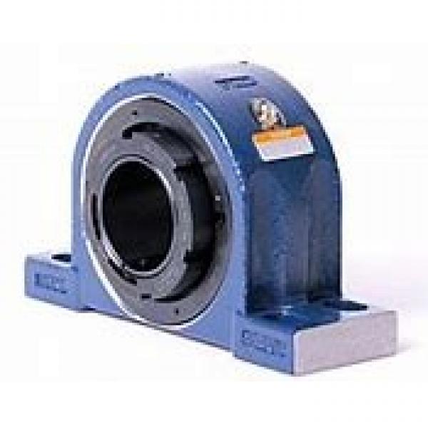 timken QVPF26V110S Solid Block/Spherical Roller Bearing Housed Units-Single V-Lock Four-Bolt Pillow Block #1 image
